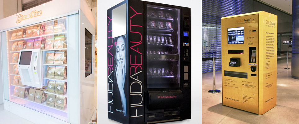 vending machines in Dubai