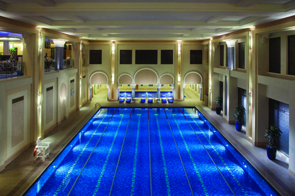 Four Indoor Swimming Pools In Dubai To Try What S On