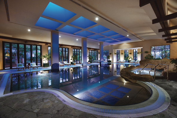 Four indoor swimming pools in Dubai to try - What's On