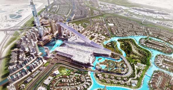 Meydan Dubai
