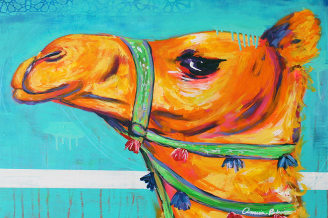 Moroccan Camel #1