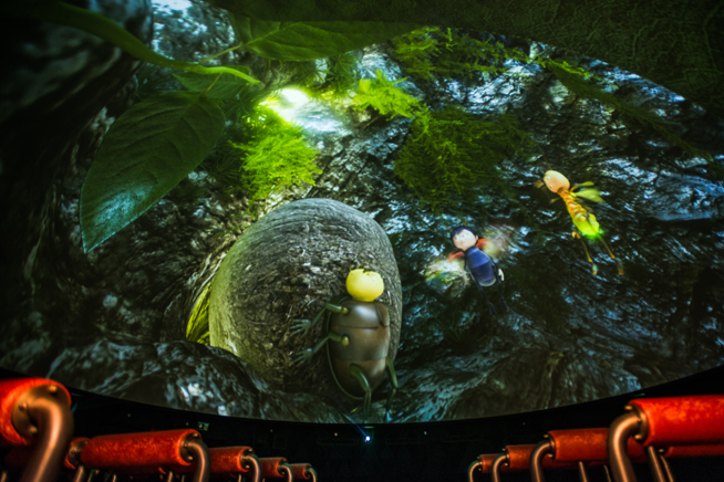 Sneak Peek: The Dome Box 360-degree cinema at Boxpark - What's On