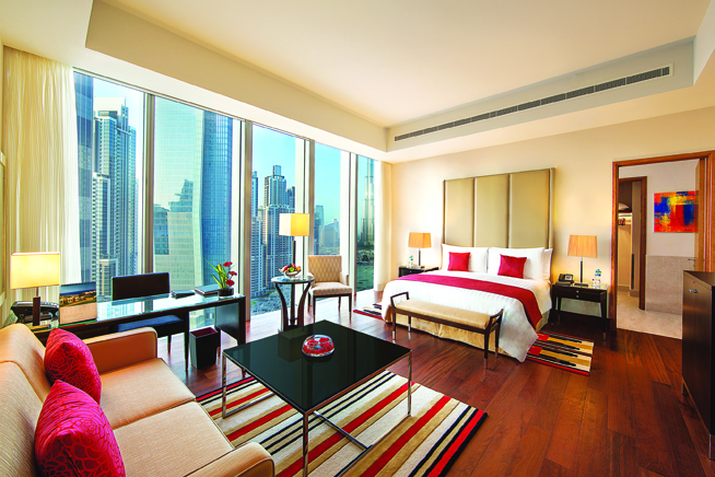 The Oberoi, Dubai - Premier Room