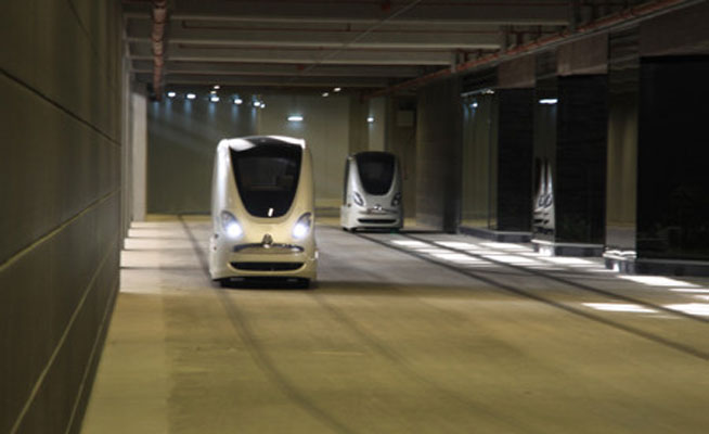 driverless car masdar