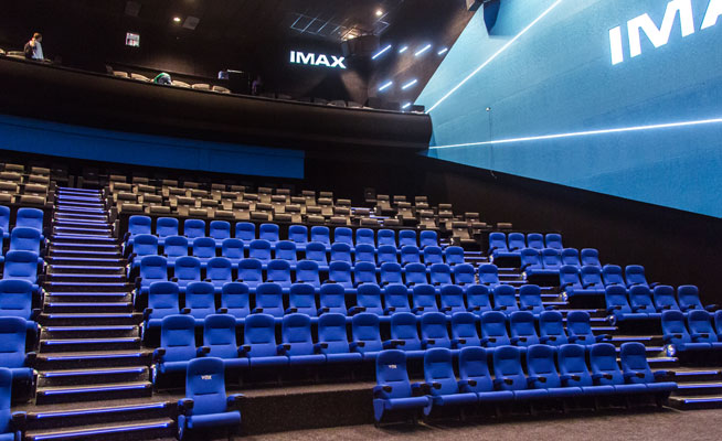 imax at VOX mall of the emirates