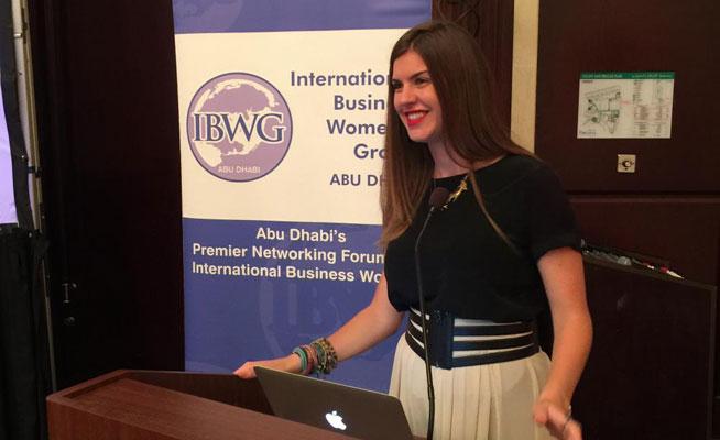 international business women's group