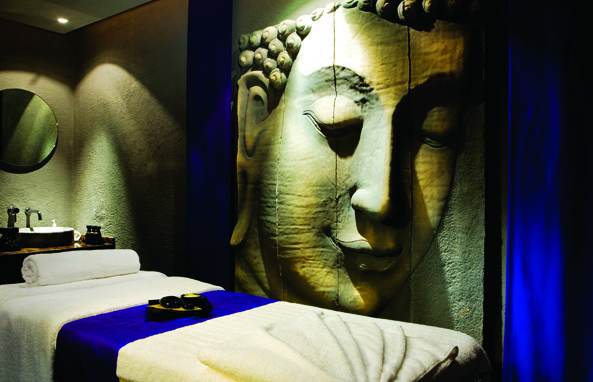 'Angkor' Treatment Room