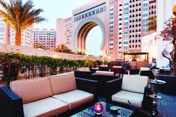 Moroc Bar & Lounge