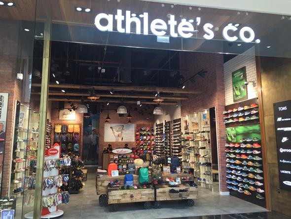 athlete's
