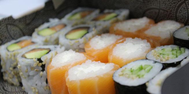 sushi-art