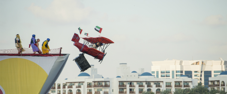 Red Bull Flugtag Dubai 2015 header