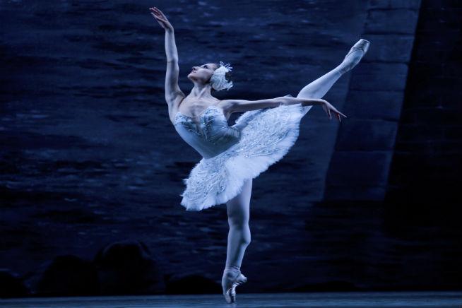 Lilia Orechova in Swan Lake2