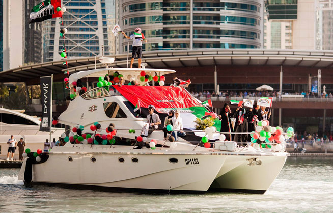 UAE-National-Day-at-Dubai-Marina-Yacht-Club