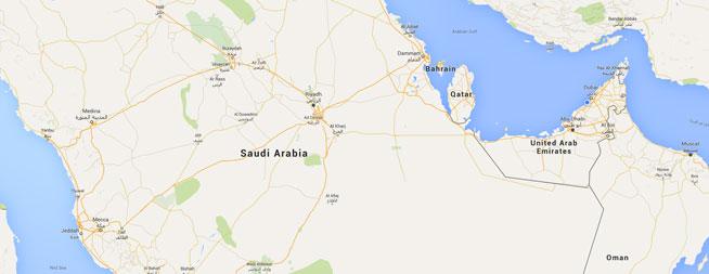 uae-saudi-map