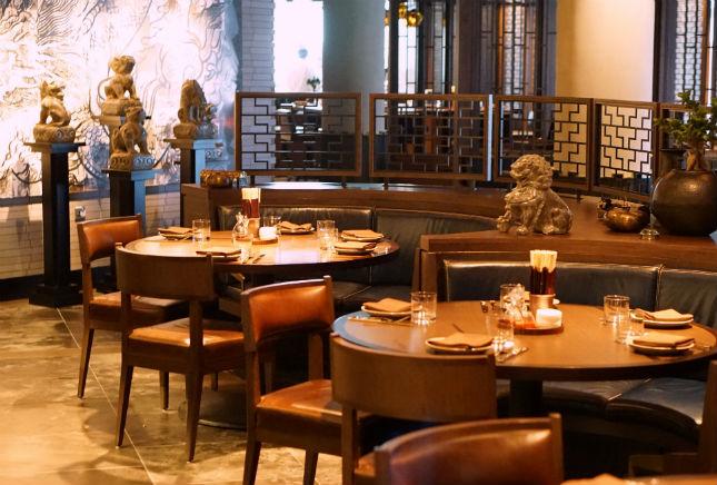 Dai Pai Dong Dining Area