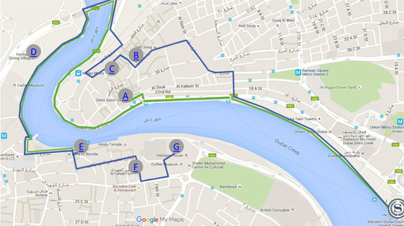 Interactive-Creek-Map