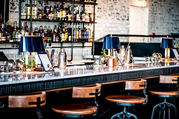 The MAINE_The Long Bar