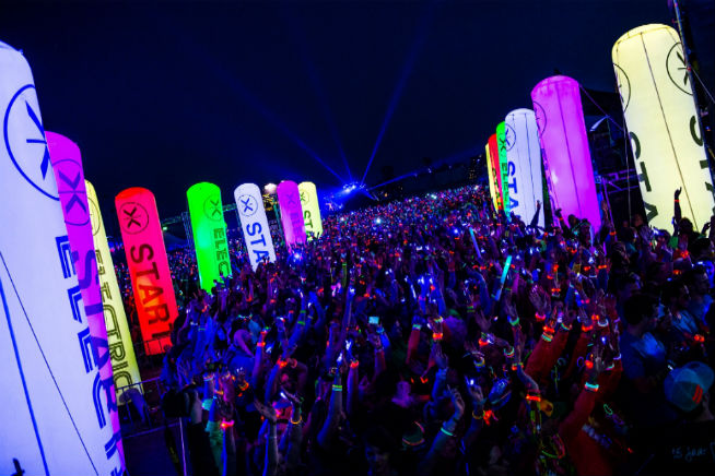 ActiveLife Electric Run to debut in Abu Dhabi on 29 January 2016