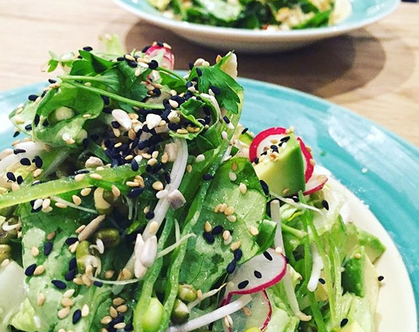 Eating out: 10 of our favourite healthy dishes in Dubai - What's On