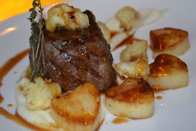 Caramel AD Chargrilled CAB Tenderloin