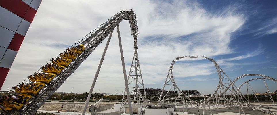 Fastest Roller Coaster In The World >> Flying Aces: Ferrari World's newest record-breaking coaster - What's On Abu Dhabi