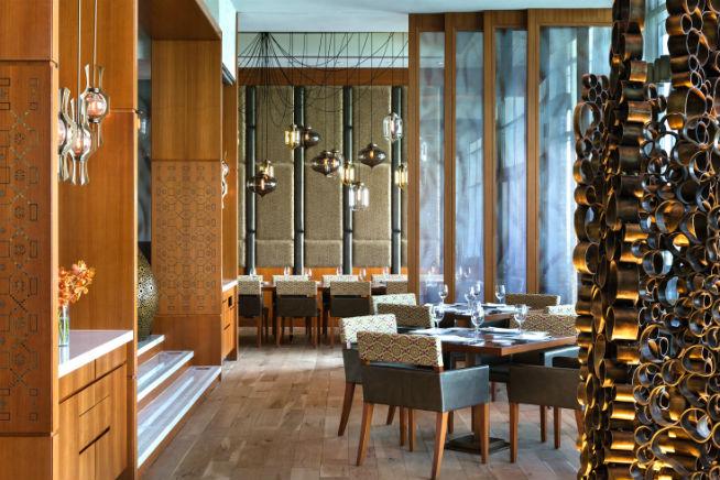 Rosewood Abu Dhabi Sambusek - Dining Room