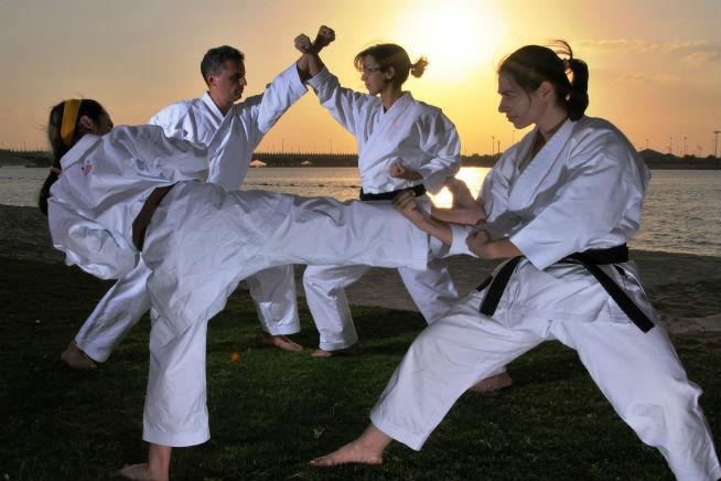 shangri la karate