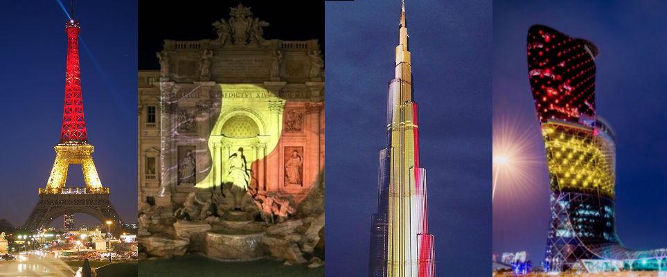 Belgium UAE
