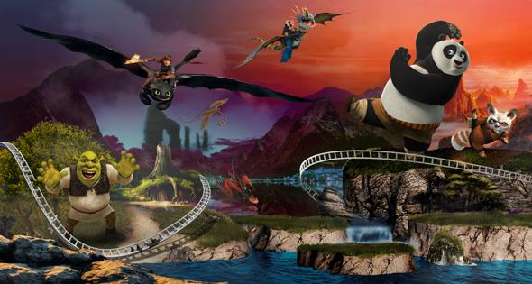 DreamWorks-motiongate