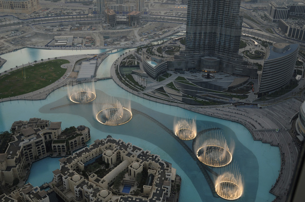 Dubai fountains tripadvisor