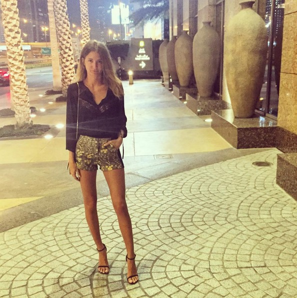 millie mackintosh dubai