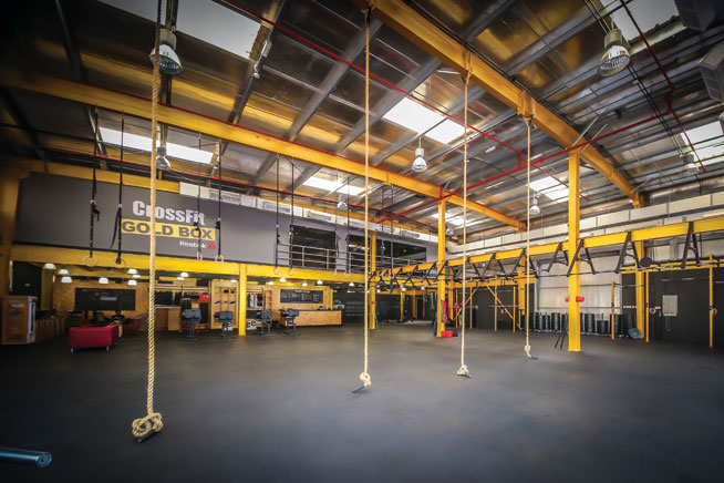 Warehouse Workouts 9 Fitness Centres Amp Gyms In Al Quoz