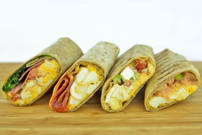 Natual Kitchen wraps