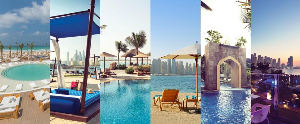 Luxury, party & family friendly: 18 beach clubs in Dubai
