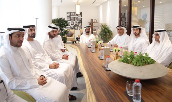 dubai future foundation from sheikh mohammed twitter