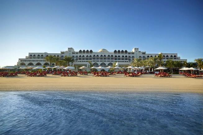 jumeirah zabeel saray beach