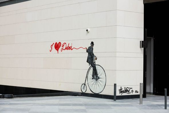 nick walker dubai