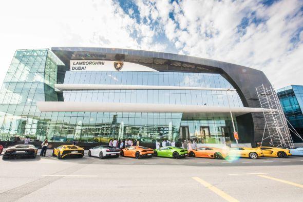 Lamborghini Dubai