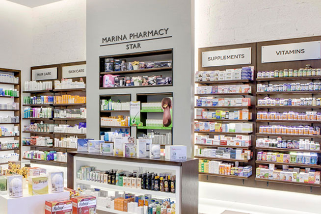 Marina-pharmacy