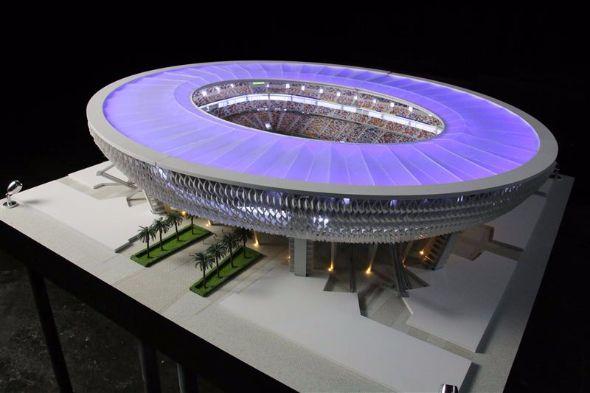 Dubai Sports Stadium