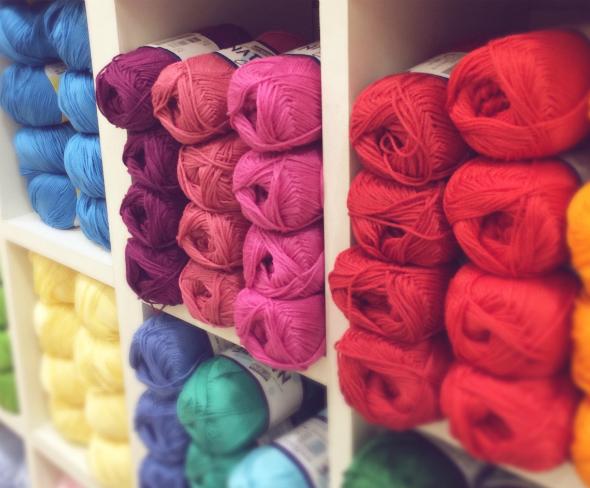 Knitting craftland