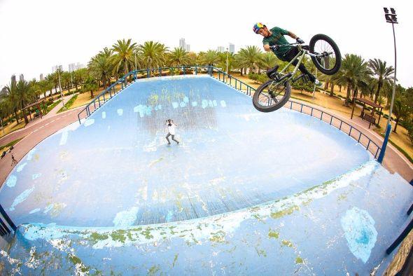 BMX Dubai