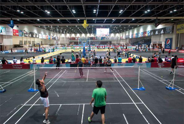 Dubai Sports World 2016