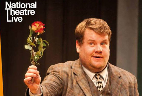 One Man Two Guvnors James Corden
