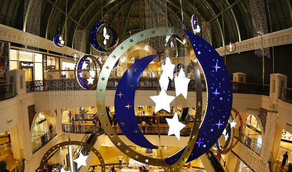 mall-night
