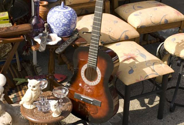 Friday Night Flea Market at Zabeel Park