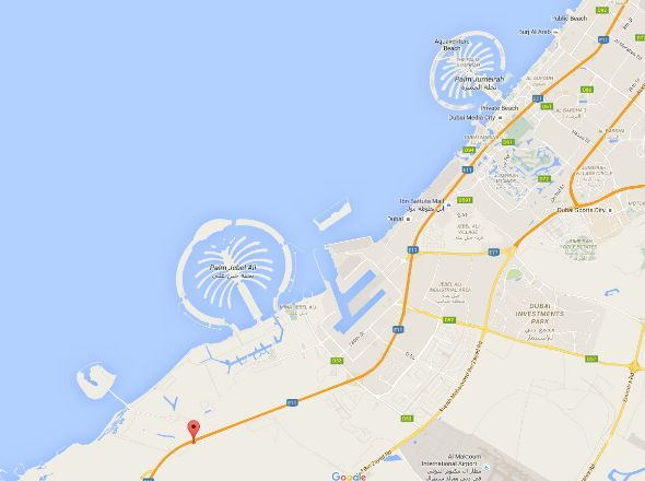Last Exit Dubai