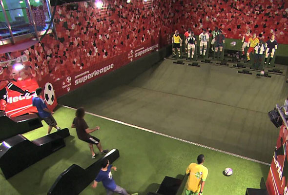 Kevin Keegan's Soccer Circus