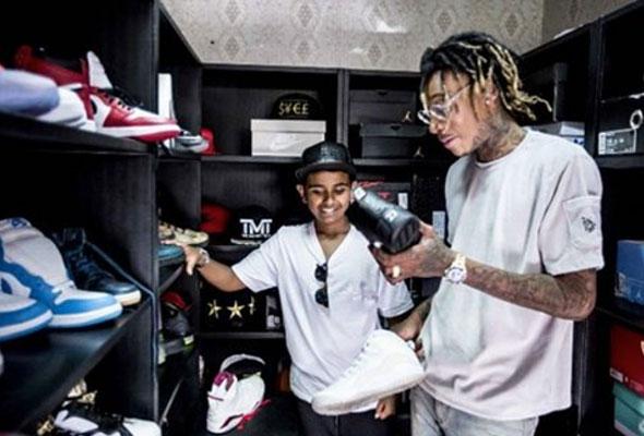 Richest Kid In Dubai >> Rashed Belhasa: Meet the UAE teen with a Dhs200,000 shoe closet