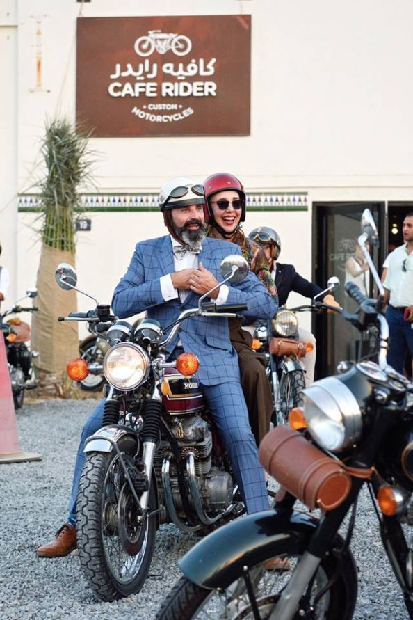 distinguished gentlemans ride dubai